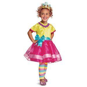 Fancy Nancy Classic Toddler Halloween Costume
